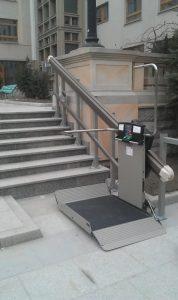 Platforma X dla niepełnosprawnych