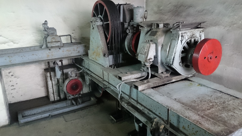 ENERGETYKA - Maszynownia przed modernizacją